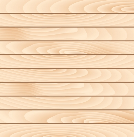 Vector wood plank background Illustration