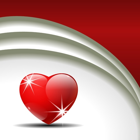 valentines day background: Valentines Day vector background.