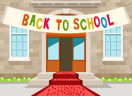 building activity: Back to school