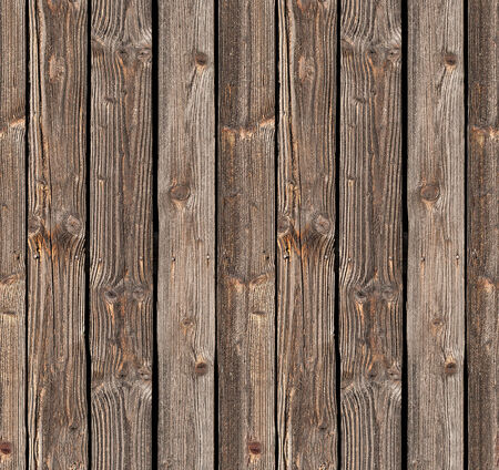 tileable: Tileable old wooden planks texture. Stock Photo