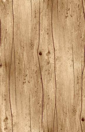 Tileable old wooden planks texture. Standard-Bild