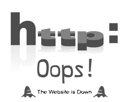 down under: The Website is Down