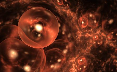 Synthetic cells Banco de Imagens