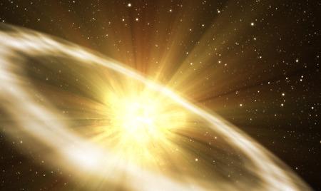 Supernova Explosion photo