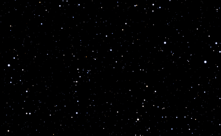 Space background with stars Stock Photo - 46619020