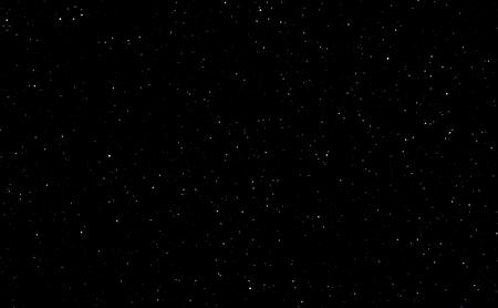領域の背景の星