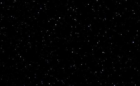 Space background avec des étoiles