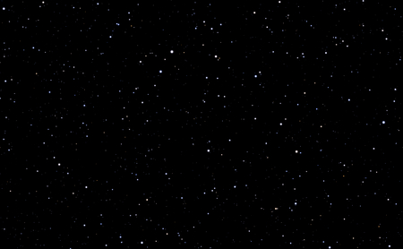 sky stars: Space background with stars