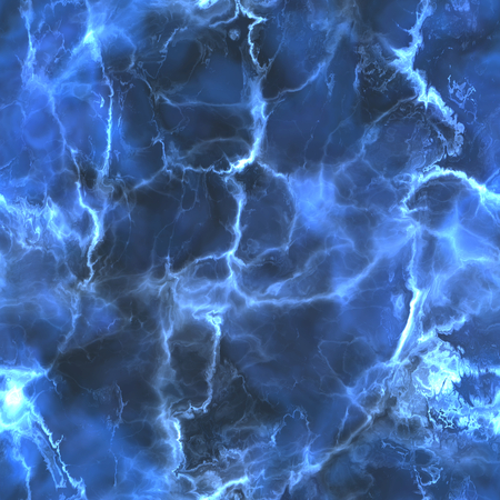 Tileable blue marble texture background Stock Photo