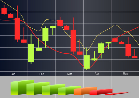 commodity: Commodity, Forex trading vector