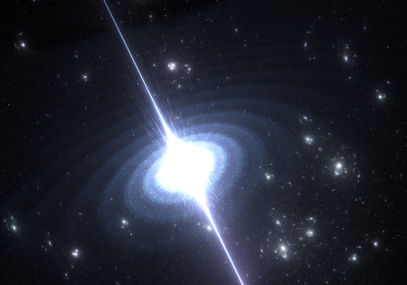 pulsar: Pulsar highly magnetized, rotating neutron star