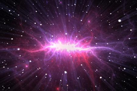 Time Warp, voyageant dans l'espace. SpaceTime rift, illustration Banque d'images - 88940094