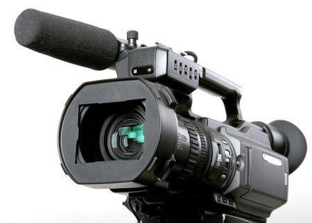 stand nero mini-camcorder DV con 3ccd matrice