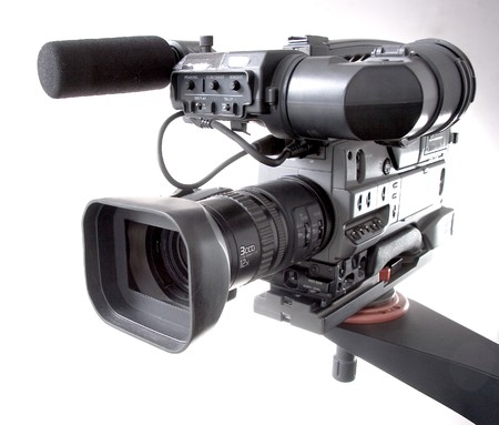 nero masterizzatore DV-cam su tv gru