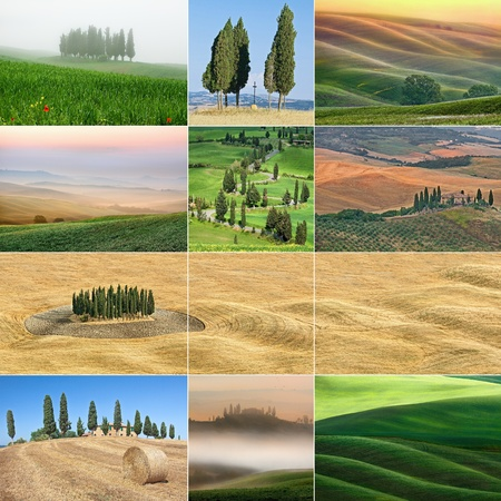 Beautiful pictures from Tuscany, Italy High-resolution images can be found in my portfolio photo