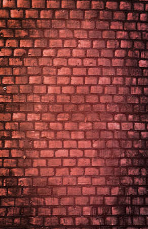 Abstract background with old brick wall photo