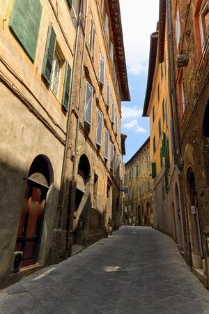 nook: Montalcino - Picturesque nook of Tuscany