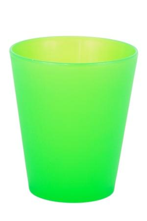 colo: Colored plastic cup