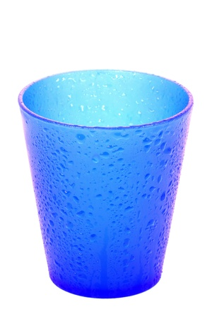 plastic made: Colored plastic cup