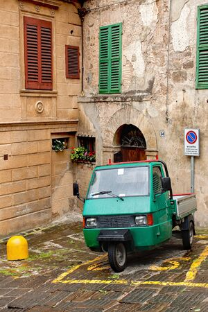 Montalcino - Picturesque nook of Tuscany photo
