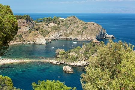 bella: Isola bella beach, near Taormina
