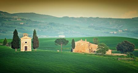 cappella: Cappella di Vitaleta, Val d