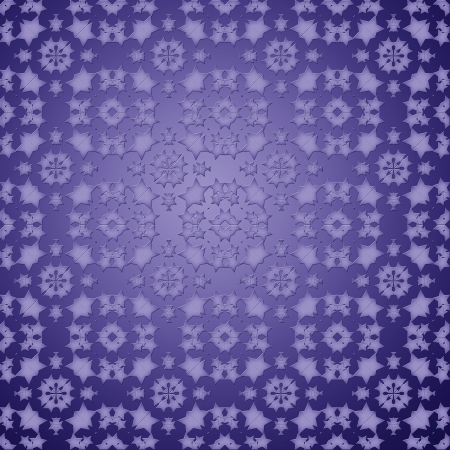 Star abstract  vintage on purple background. photo