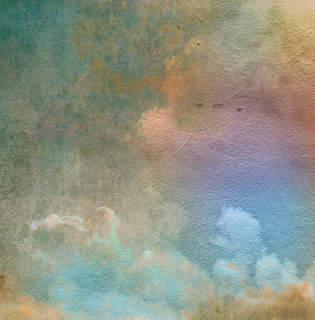 Sky  grunge background. photo