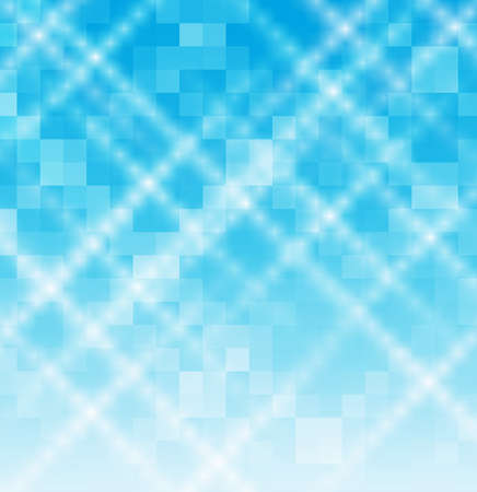 celeste: abstract blue background.