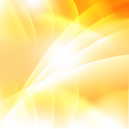 futurist: orange background. Stock Photo