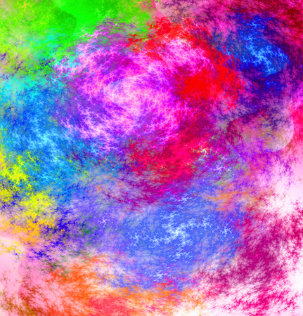 abstact: Abstact rainbow color background.