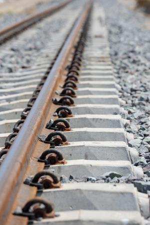 Matériel ferroviaire Anchor Banque d'images - 49128028