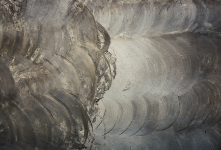 polished: Polished plaster walls For background.