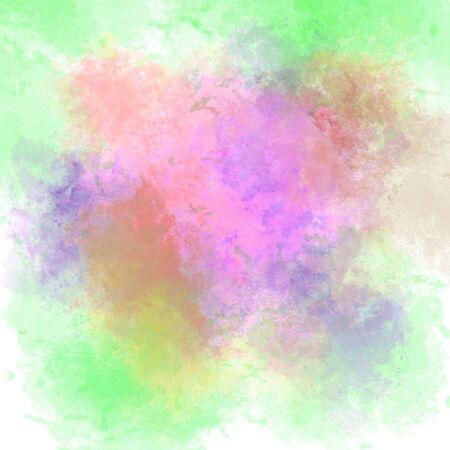 Abstract watercolor painting background. Stock fotó