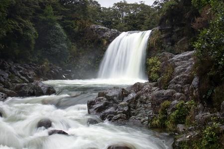 wasser: Neuseeland, Tawhai Falls