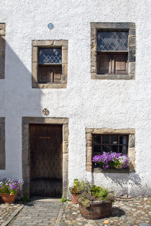 Schottland, Culross photo