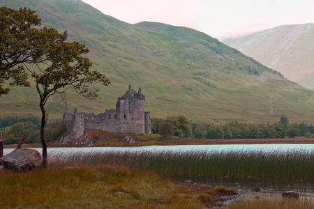 awe: Schottland, Kilchurn Castle, Loch Awe