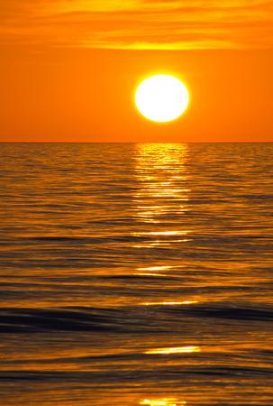 Fort Myers Beach, Sonnenuntergang