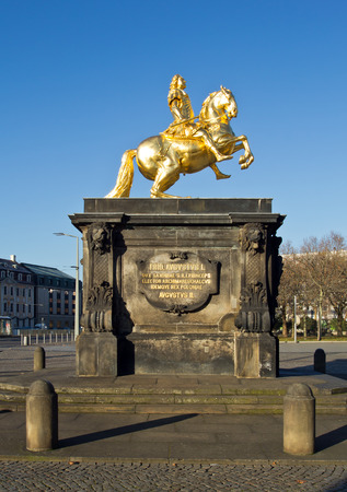 augustus: Dresden, Augustus the Strong