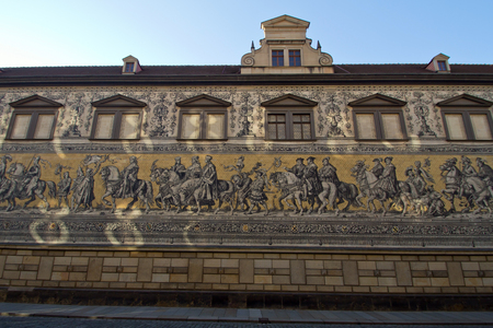 procession: Dresden, Procession of Princes