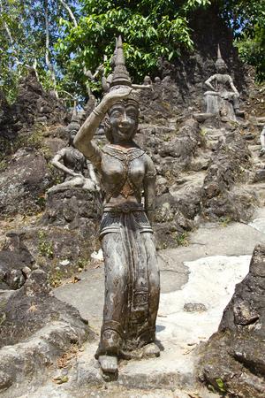 mystic place: Koh Samui, Magic Garden