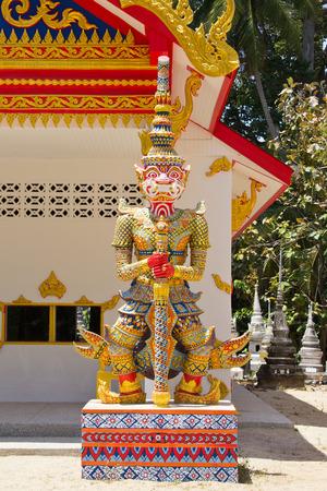 thanon: Wat Hua Thanon Sumret