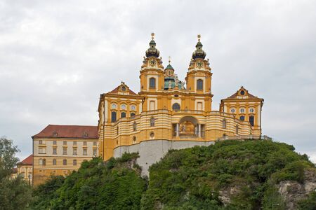 st: Melk, St. Benedict Abbey