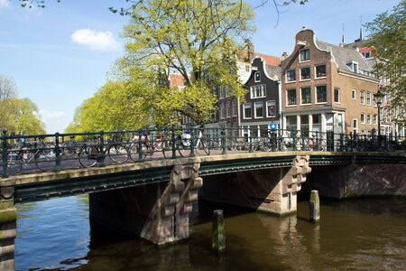 Amsterdam, downtown, Brouwersgracht