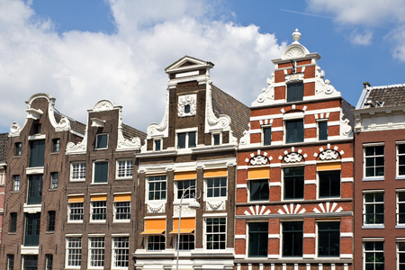 tenement: Amsterdam, downtown, Oude Turfmarkt