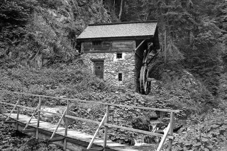 water mill: Austria, Water Mill