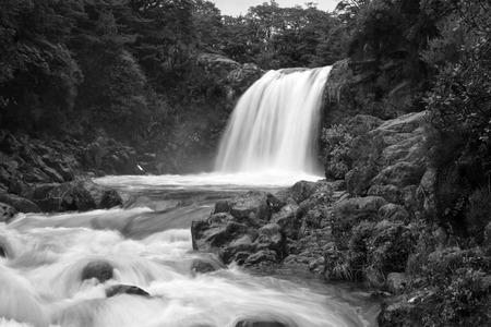 aotearoa: New Zealand, Tawhai Falls, Tongariro Nat. park
