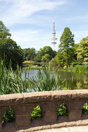 Germany, Hamburg, Citypark