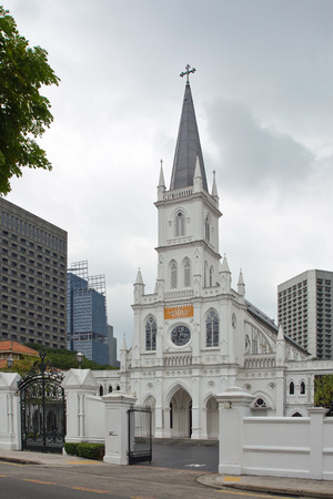 Singapore, Chijmes, Convent of the holy infant Jesus