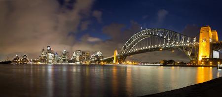 Australia, Sydney, skyline